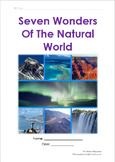 Seven Original Natural Wonders Of The World