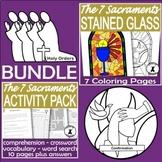 Seven Sacraments Activities Bundle