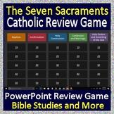 Seven Sacraments - Catholic Review Game