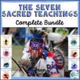 Seven Sacred Teachings Bundle for Social Emotional Learning