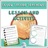 Seven Sacred Teachings Introduction Lesson & Activity