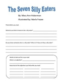 Seven Silly Eaters - Guided reading