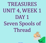 Seven Spools of Thread- Day 1
