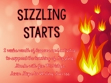 Seven Steps to Writing Success - Sizzling Starts - 2 Week Unit