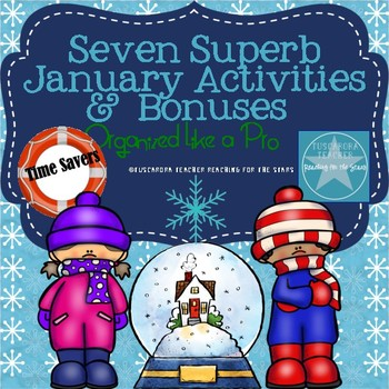 Seven Superb Activities for January
