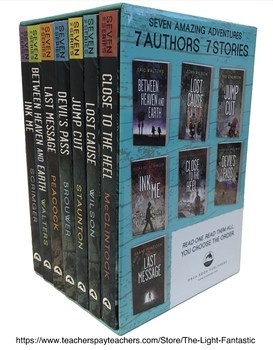 Seven - The Series (Novel Study / chapter questions for all seven novels)