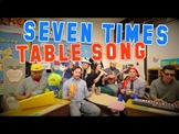 Seven Times Table Song!