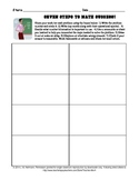 Seven Tips for Math Success & Graphic Organizer {FREEBIE}