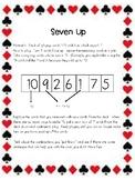 Seven Up Station Instruction Card