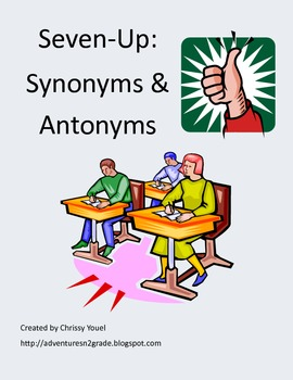 Seven Up with Synonyms & Antonyms