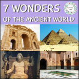 7 Wonders of the Ancient World - PBL