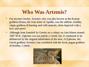 Seven Wonders of the Ancient World - The Temple of Artemis