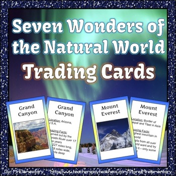 Seven Wonders of the Natural World