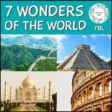 7 Wonders of the World - PBL