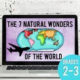 Seven Natural Wonders of the World Virtual Field Trip (Google Earth)