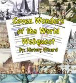 Seven Wonders of the World Webquest