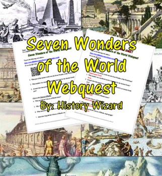 Seven Wonders of the World Webquest