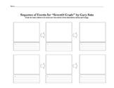 """Seventh Grade"" By Gary Soto Summarizing Strategy"