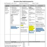 Seventh Grade ELA Curriculum Maps
