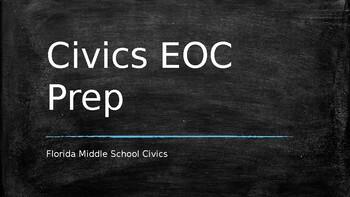 Seventh Grade Florida Civics Practice EOC with answers