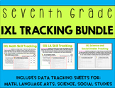 Seventh Grade IXL Tracking Bundle