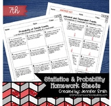 Statistics and Probability Homework | Seventh Grade Math H