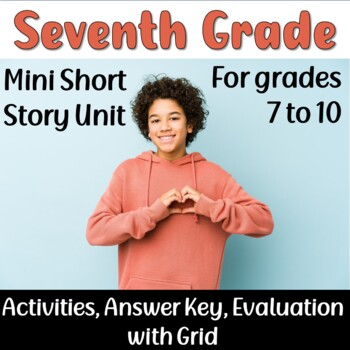 Seventh Grade Short Story Mini Unit