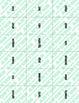 Seventh Grade Tier 2 Vocabulary Bingo