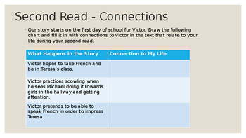 Seventh Grade by Gary Soto - Close Reading Activities by ...