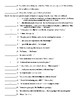 Seventh Grade by Gary Soto Figurative Language Worksheet & KEY