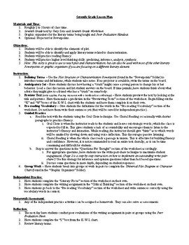 Seventh Grade Writing Worksheets Worksheets for all | Download and ...
