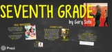Seventh Grade by Gary Soto - Reading Guide