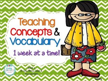 Severe Language Delay- Week 1