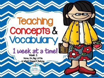 Severe Language Delay- Week 3