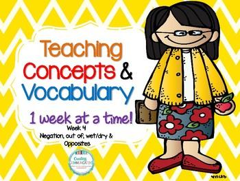 Severe Language Delay- Week 4