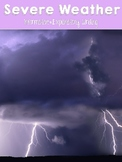 Severe Weather - Close Reading & Writing Unit {Paired Passages w/ Prompt}