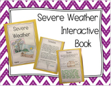 Severe Weather Interactive Book