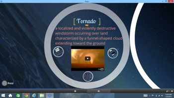 Severe Weather (Prezi Presentation)