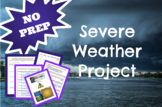 Severe Weather NO PREP Public Service Announcement PROJECT