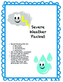 Severe Weather Research Packet / Close Readings