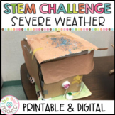 Severe Weather Activity | STEM Activity