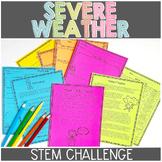 Severe Weather Activity   STEM Activity