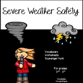 Severe Weather Safety Activities/Workbook