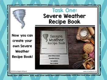 Severe Weather - Storm Stories PBL 10-Day Unit - PowerPoint Edition
