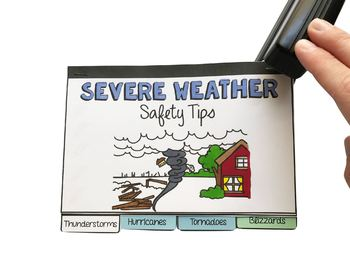 Severe Weather/ Storms Mini Unit- 1st & 2nd Grade