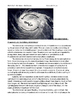 Severe Weather: Storms Reading Comprehensions