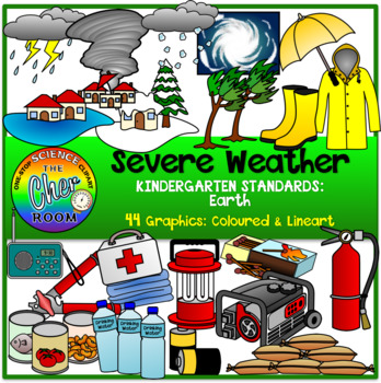 Severe Weather Kindergarten Teaching Resources Teachers Pay Teachers