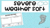 Severe weather sort
