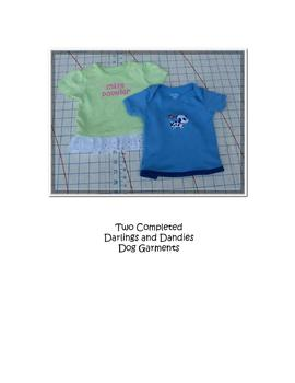 Sew and Market Recycled Dog Clothing