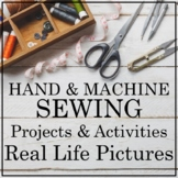 Sewing (Tools, Hand & Machine)